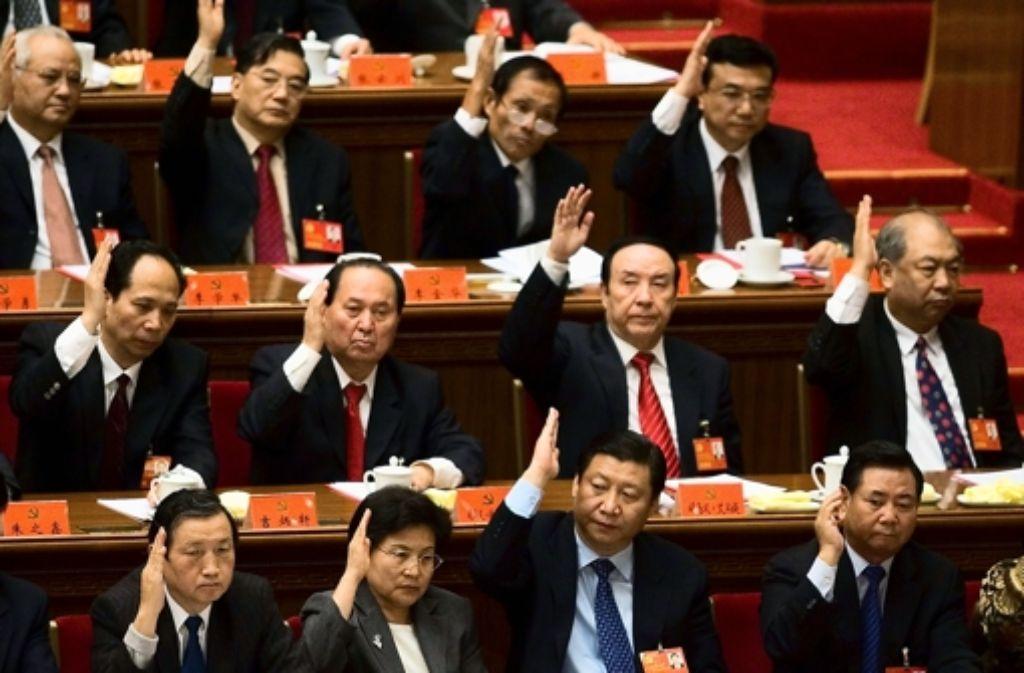 Wahl China
