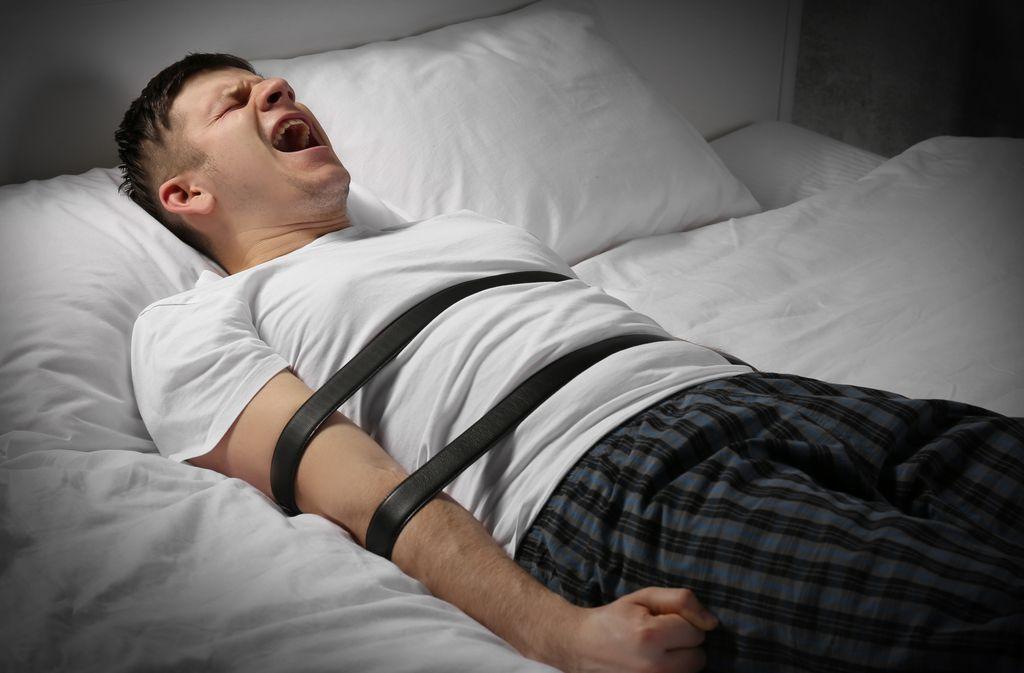 Wenn schlafen tun nicht kann kann man was man Ich kann