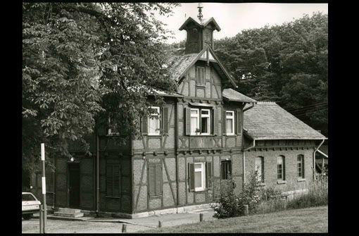 Die Geschichte der Dornhalde. Vom Schießplatz zum Friedhof im Stadtarchiv Cannstatt