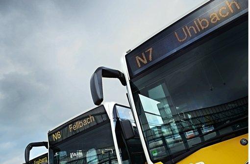 Uhlbach ist eines der neuen Ziele, die der Nachtbus anfährt. Foto: Heinz Heiss