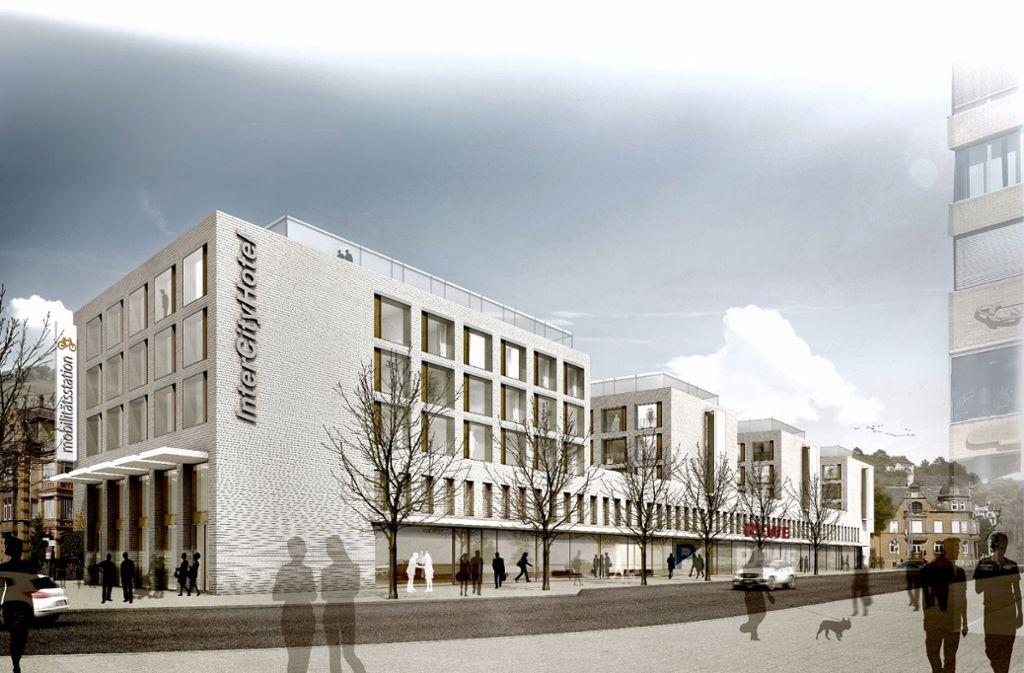 Hotelersatz In Esslingen Mehr Wohnraum Durch Mikro Apartments