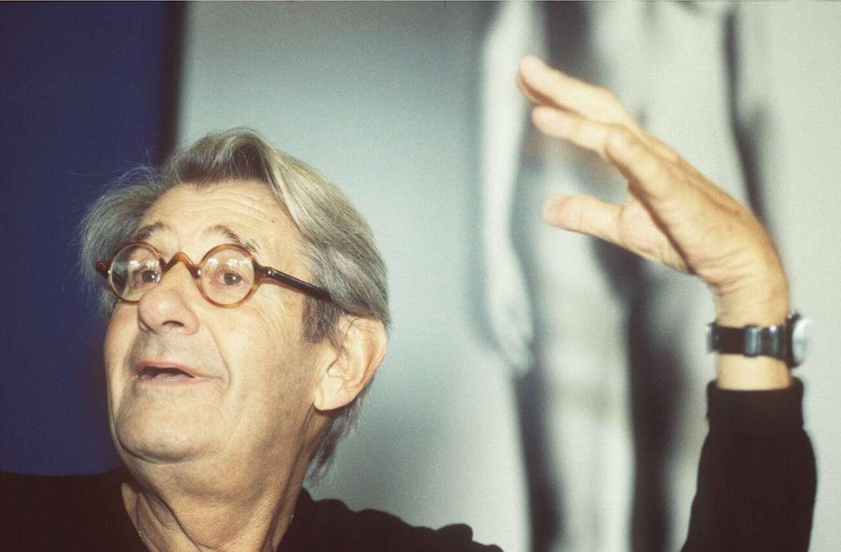 100 Jahre Helmut Newton: Umstrittener Meister martialischer Nacktheit