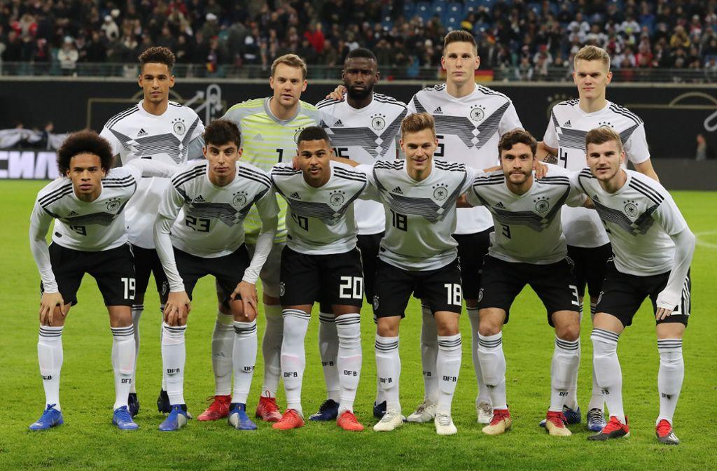 Deutsche Nationalmannschaft 2006