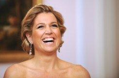 Keine in Europas Hochadel lacht so schön wie sie: Máxima der Niederlande ist ein Garant für gute Laune. Am 30. April besteigt sie an der Seite ihres Mannes Willem-Alexander den niederländischen Thron. Foto: dpa