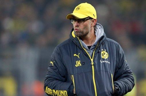 Borussia Dortmund tritt auf der Stelle