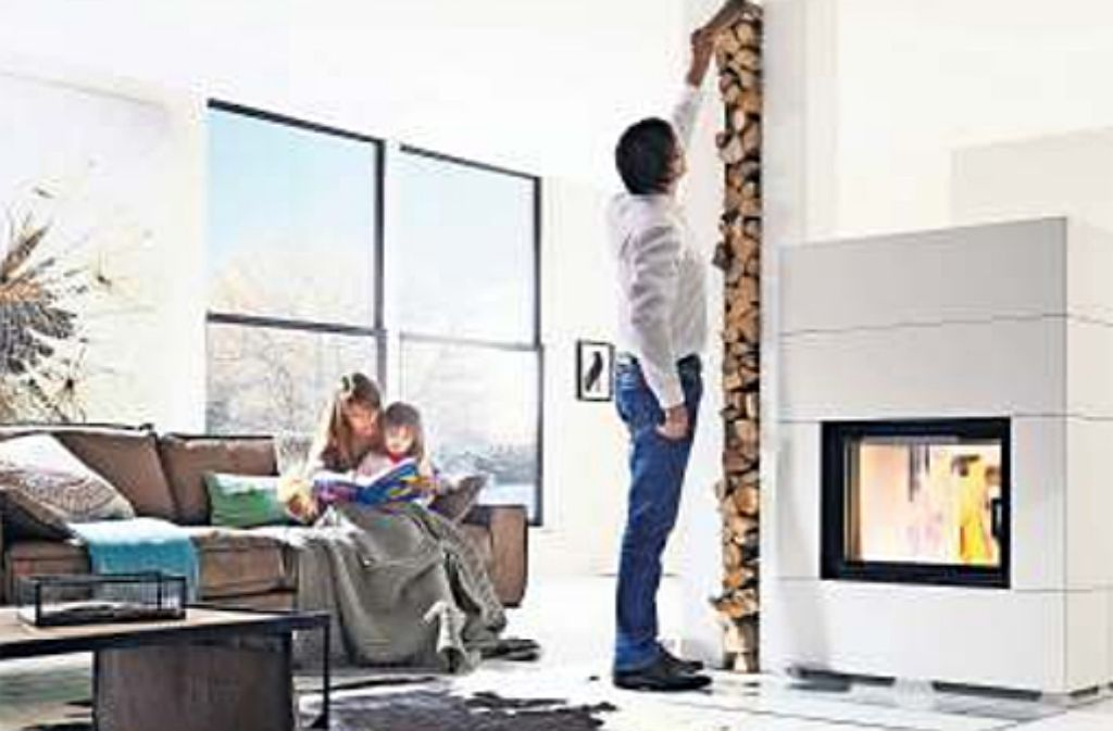 heizung wohlige w rme aus dem kachelofen wohnen bauen. Black Bedroom Furniture Sets. Home Design Ideas