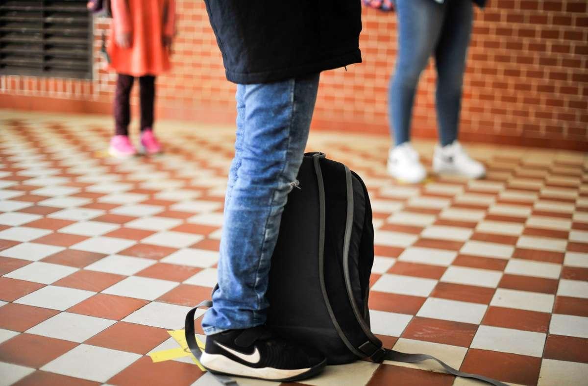 Corona-Verdacht an Schulen in Stuttgart: Vorgeschmack auf den Schul-Herbst
