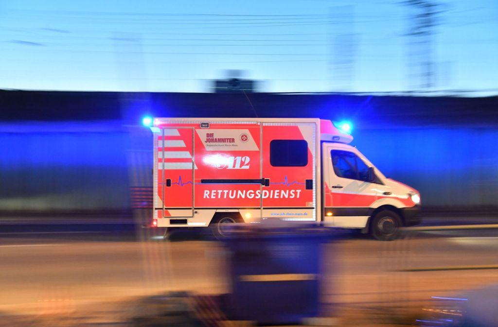 Aidlingen im Kreis Böblingen - 30-Jähriger rettet Nachbarn mit einer wagemutigen Aktion - Stuttgarter Zeitung