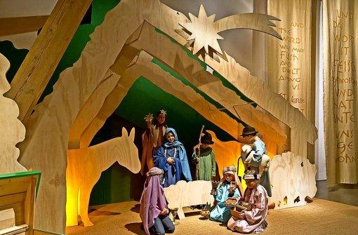 Jesuskind wird mehrfach geboren