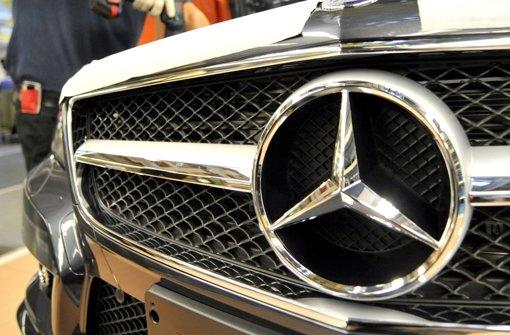 Ein Daimler-Zulieferer steht wegen Bestechung in der Kritik. Foto: dpa