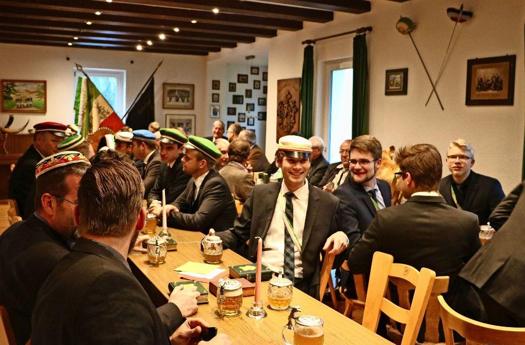 Studentenverbindungen In Stuttgart Hohenheim Fechten Ist
