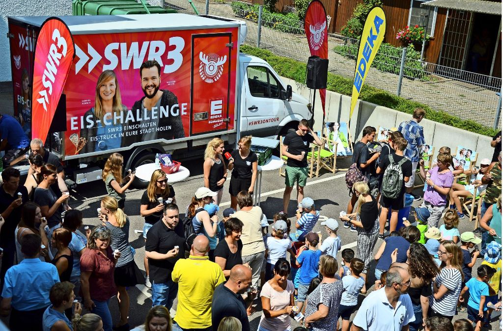 Swr3 Eis Truck