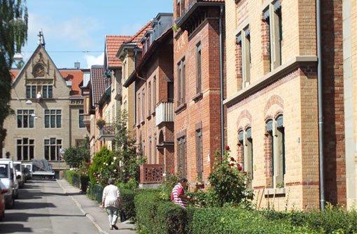 Stadtspaziergang durch die Siedlung Ostheim