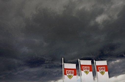 Dunkle Wolken  aus der Vergangenheit