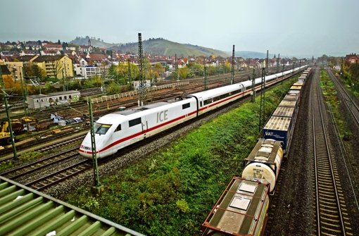 Bahn will bei   S-21-Kosten sparen