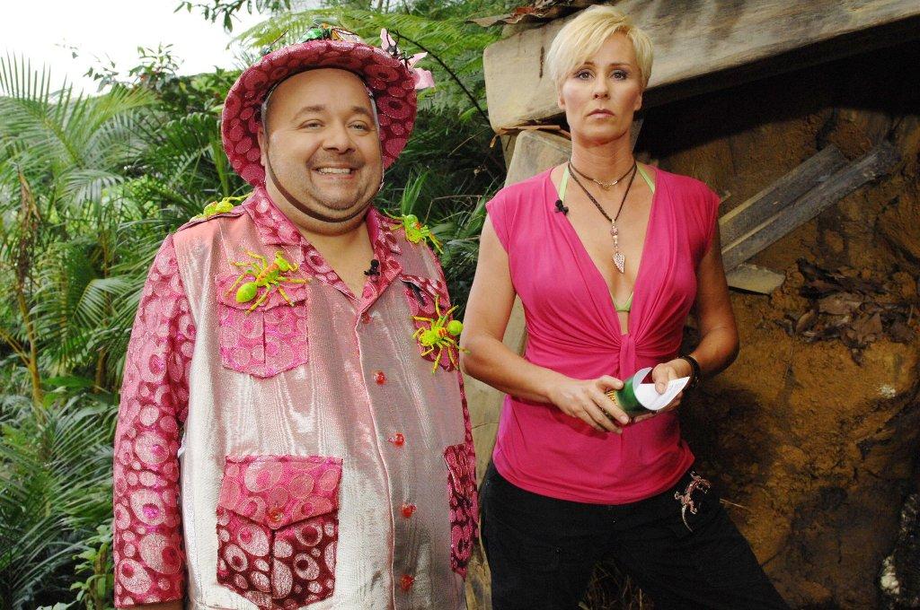 Rtl Show Ab Januar Dschungelcamp Brigitte Nielsen Ist Wohl