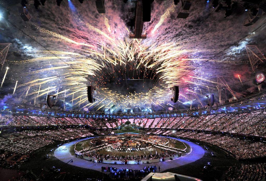 Olympia 2012 Die Olympischen Spiele Sind Eröffnet Nachrichten