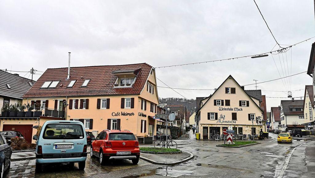 Verkehr In Fellbach Tempo 20 Zone Bald Bis Zum Café Weimer Rems