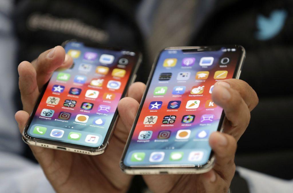 Neues iphone sicherheitscode voreingestellt