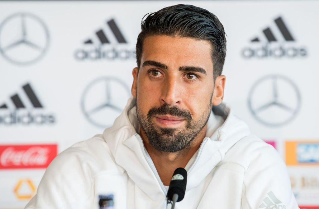 Neuauflage Von Fifa 18 Mit Falscher Frisur Sami Khedira Verappelt