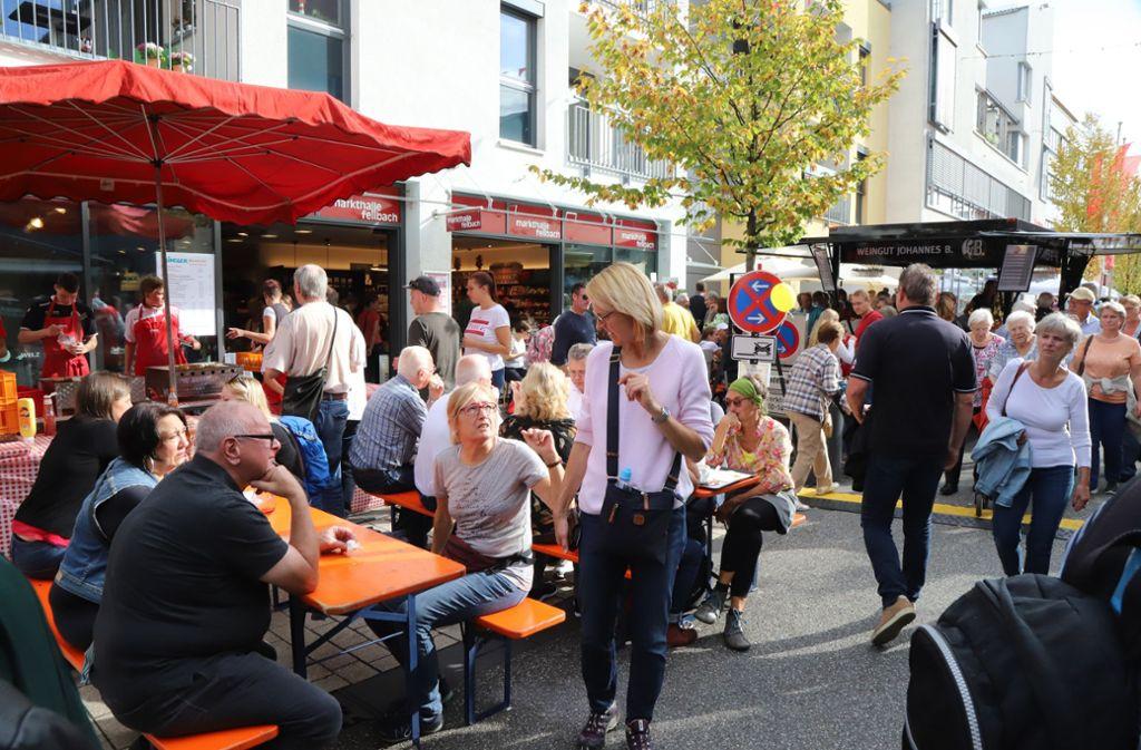 Fellbach - Einzelhandel bleibt attraktiv fürs Umland - Stuttgarter Zeitung