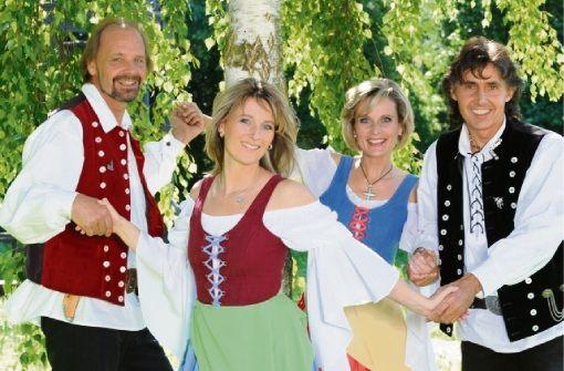 Die Schäfer sind Teil der Klingenden Bergweihnacht in Donaueschingen, Sigmaringen und Baiersbronn