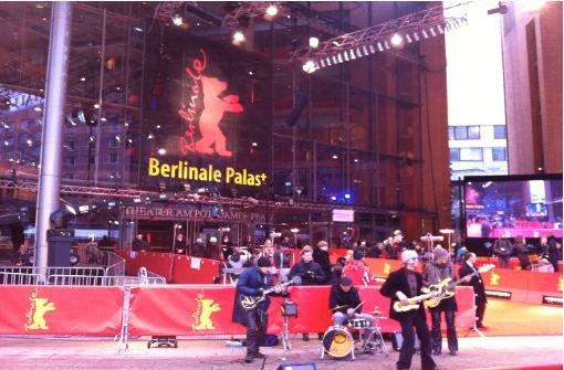Es ist also wieder Berlinale.  Foto: Stefanie Ren