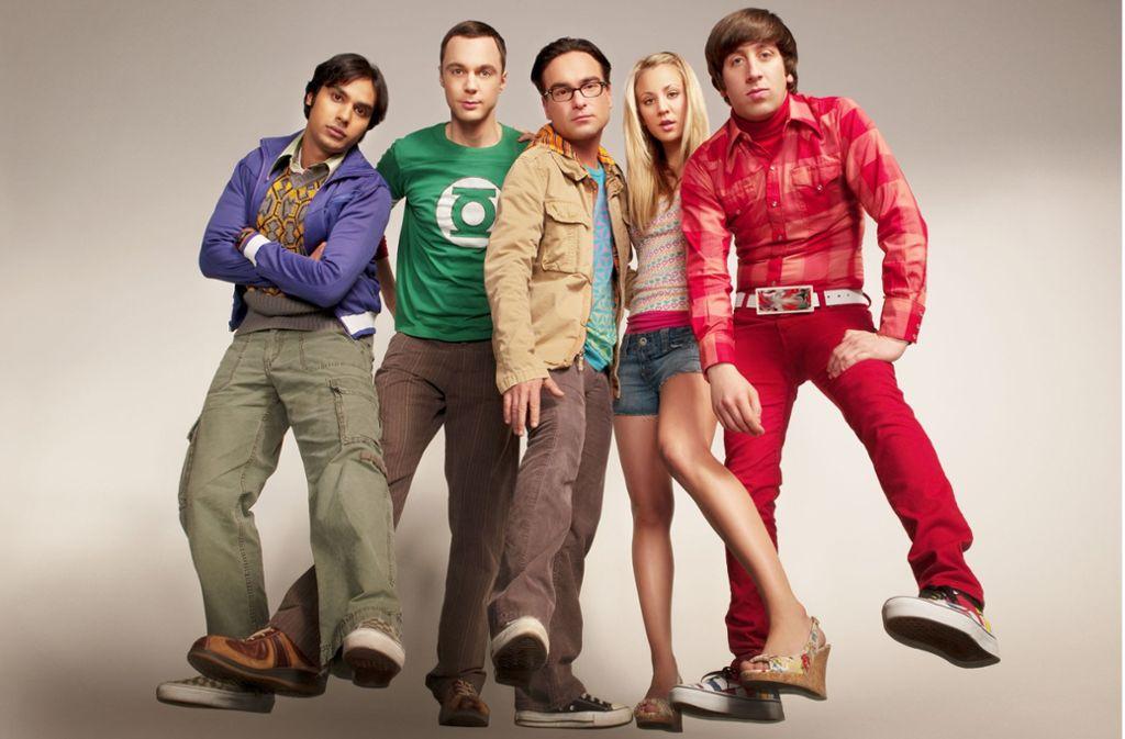 The Big Bang Theory Letzte Staffel Beginnt Die Rache Der Eierköpfe