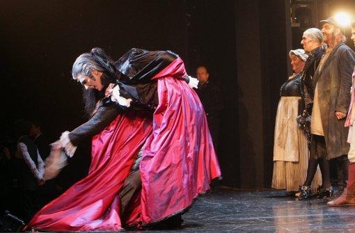 Tanz der Vampire liegt vorn