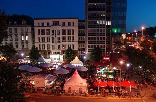 Wilhelmsplatz: 23. Henkersfest