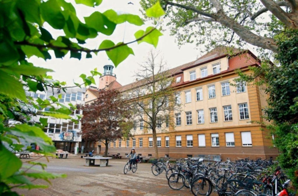 Kreis Ludwigsburg Viele Schüler Setzen Auf Schiller Landkreis