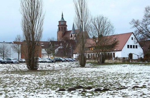 Das Wolldeckenareal an der Brühlstraße. Foto: factum/Granville