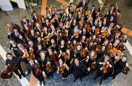 KKL-Liederhalle: Stuttgarter Musikfest für Kinder und Jugendliche - Abschlusskonzert