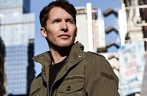 Schleyerhalle: James Blunt