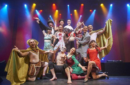 Friedrichsbau Varieté: Circus, Circus