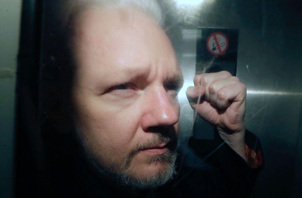 Der Fall Julian Assange: Die Zerstörung eines Helden