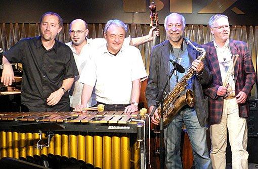 Kiste Stuttgart: Roland Weber Quintett
