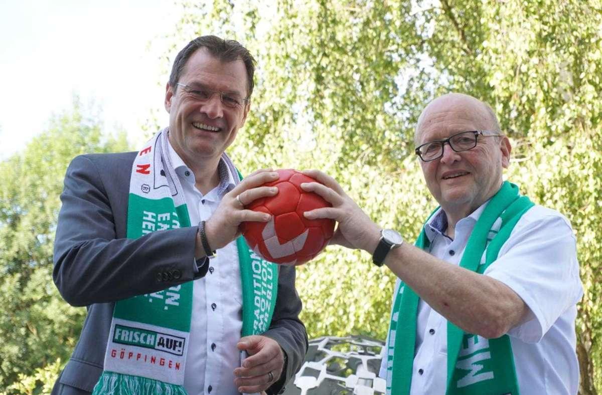 Handball-Bundesliga: Frischer Wind an der Aufsichtsratsspitze bei Frisch Auf Göppingen