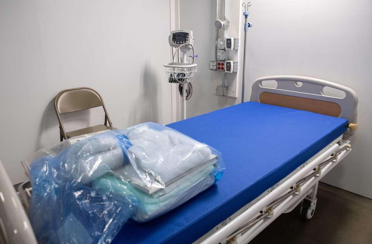 30-Jähriger stirbt an Infektion nach Covid-19-Party
