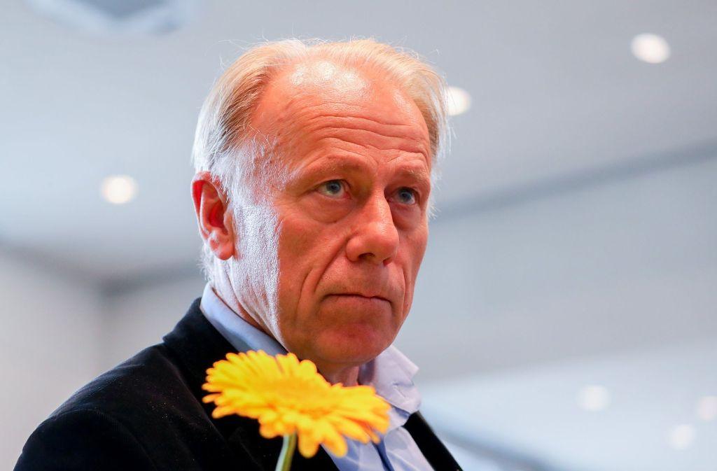 J Rgen Trittin Wie Bei Hempels Unterm Sofa Politik Stuttgarter Zeitung