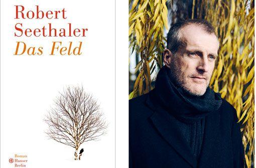 Hospitalhof Stuttgart: Robert Seethaler liest aus seinem neuen Roman