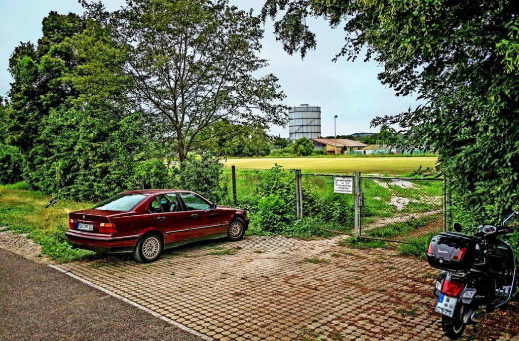 Neckarpark Daimler Will Entwicklungsflache Zuparken Stuttgart