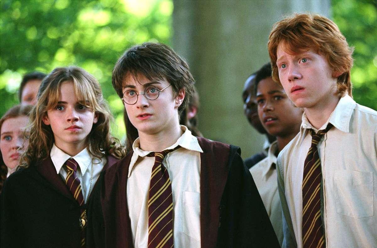 Harry Potter Wird 40 So Haben Sich Die Zauberschuler Verandert Panorama Stuttgarter Zeitung