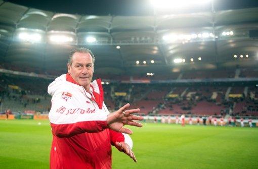 Ein Punkt bringt den VfB nicht weiter