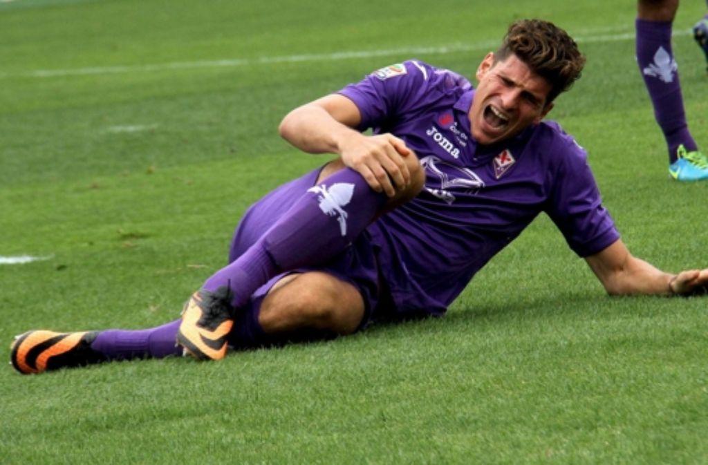 Mario Gomez Verletzt