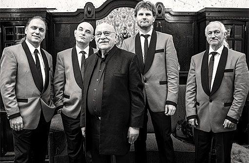 Friedenskirche Ludwigsburg: Giora Feidman & Rastrelli Cello Quartett