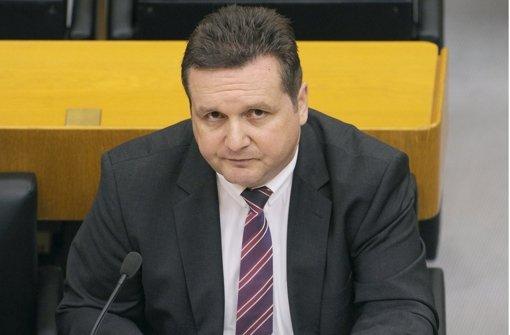 Stefan Mappus steht wegen des EnBW-Deals in der Kritik. Foto: dpa