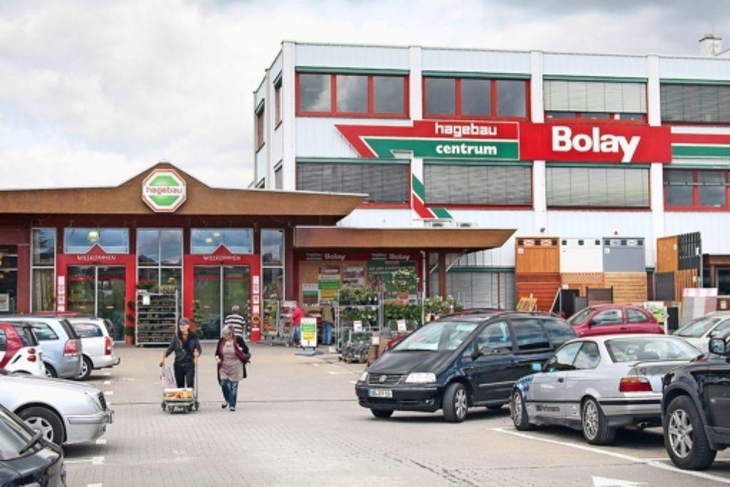 ditzingen neuer baumarkt siedelt sich an landkreis ludwigsburg