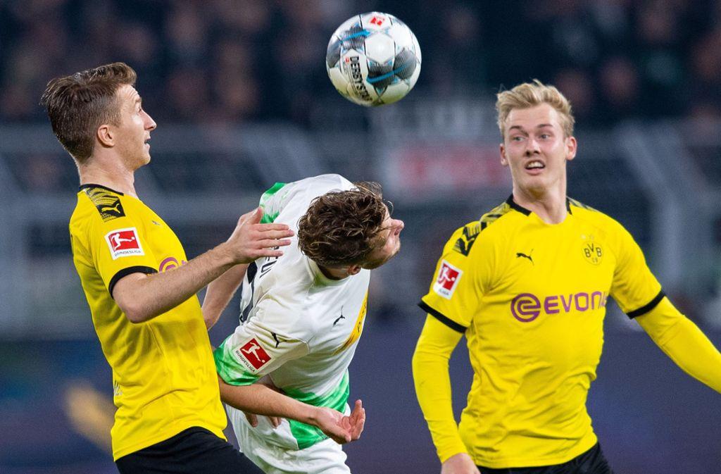 Fussball Bundesliga Eng Wie Nie Warum Die Bundesliga Keine
