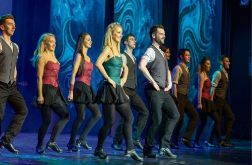 Rhythm of the Dance in Balingen, Reutlingen und Donaueschingen